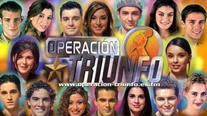 Operación triunfo 1 (2001-2002)