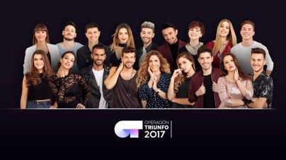Operación triunfo 9 (2017-2018)
