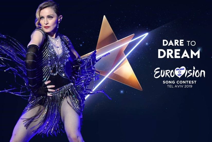 Madonna-Eurovision