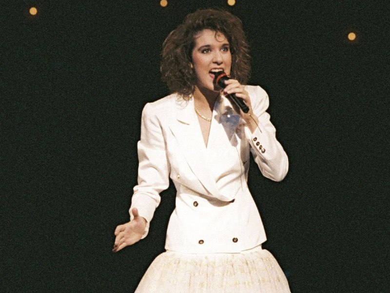 Celine-Dion-Eurovision-1988